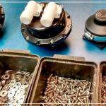 Indústria de injeção de peças plásticas