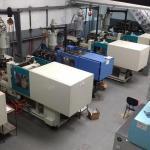 Indústria de injeção de termoplásticos