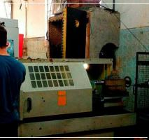 Manutenção moldes